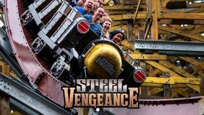 """W Cedar Point ruszył Steel Vengeance"""""""