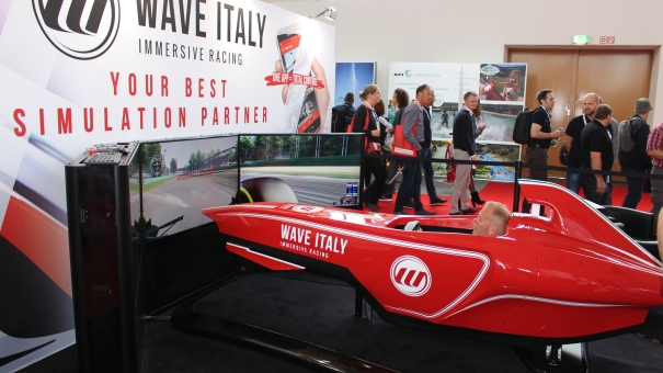 Ferrari dla każdego – Wave Italy