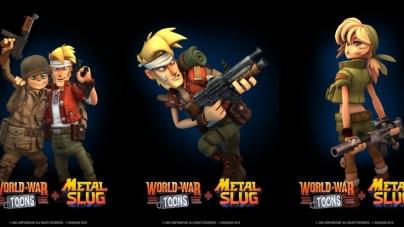 Metal Slug wkrótce jako VR
