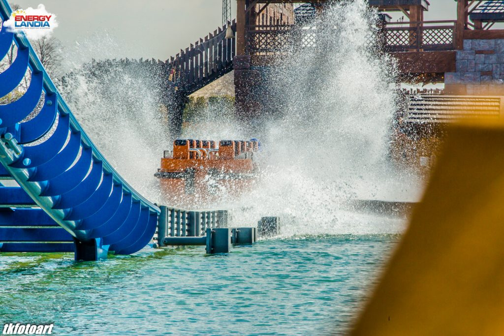 Speed Water Coaster nagroda