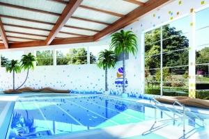 wizualizacja basenu