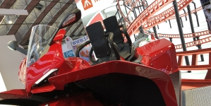 MAURER RIDES zaprezentował na EAS 2018 pierwszy na świecie interaktywny i pojedynkowy coaster