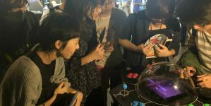 Voxon Photonics tworzy automat arcade z wyświetlaczem 3D