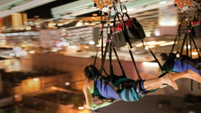 Zip Coaster – nowości na IAAPA 2018