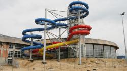 Słupsk: Otwarcie pechowego aquaparku w 2019 roku