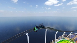 Rollercoaster na morzu? Właśnie tak!