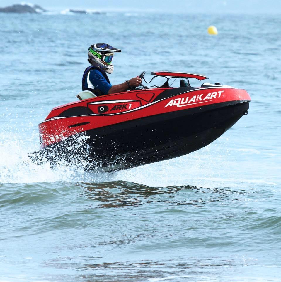 Aqua Race Kart