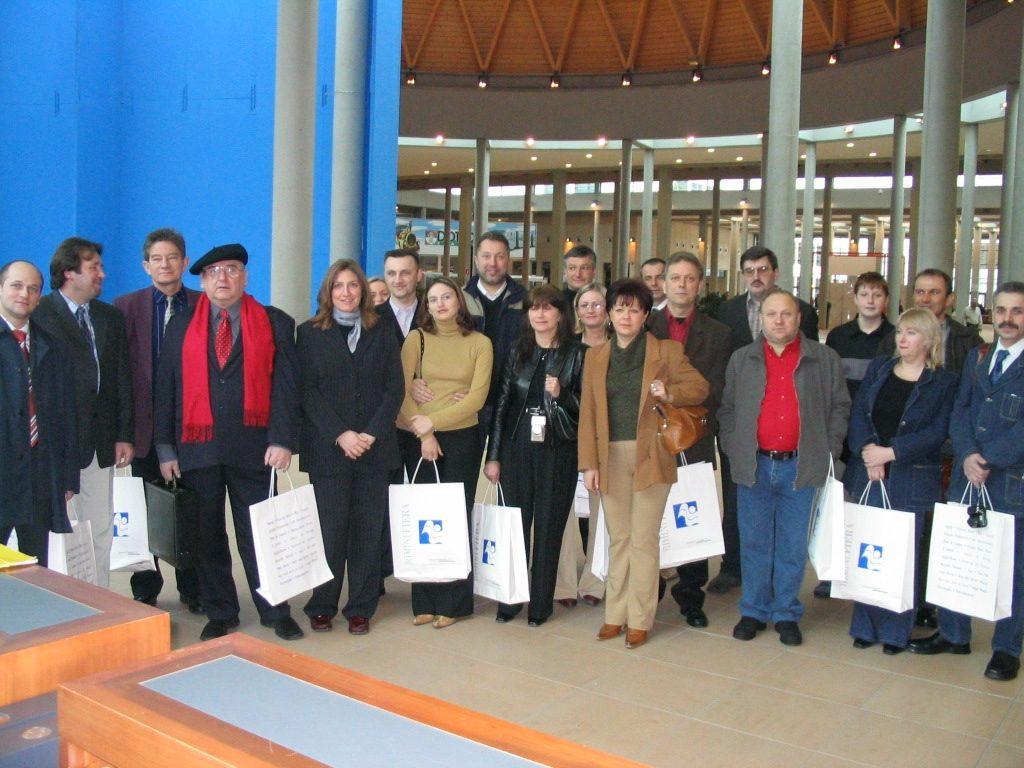 ENADA 2005 grupa