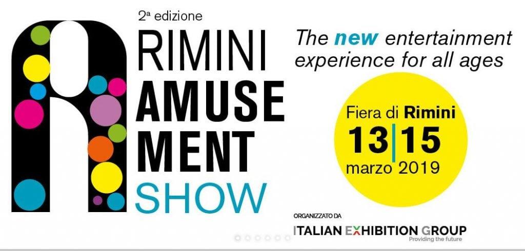 Rimini Amus Show reklama