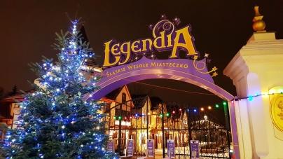 Legendia otwiera się w okresie świąteczno-noworocznym!