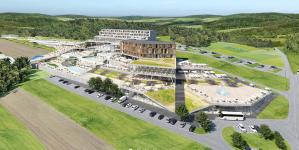 Gigantyczny kompleks hotelowy z aquaparkiem – czy powstanie?