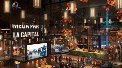 Mega Parc jeszcze bardziej mega… po przebudowie