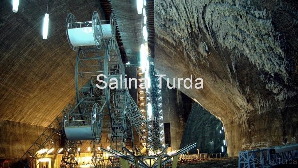 Salina Turda rudolf-mine