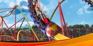 Wonder Woman rządzi w Six Flags Fiesta Texas