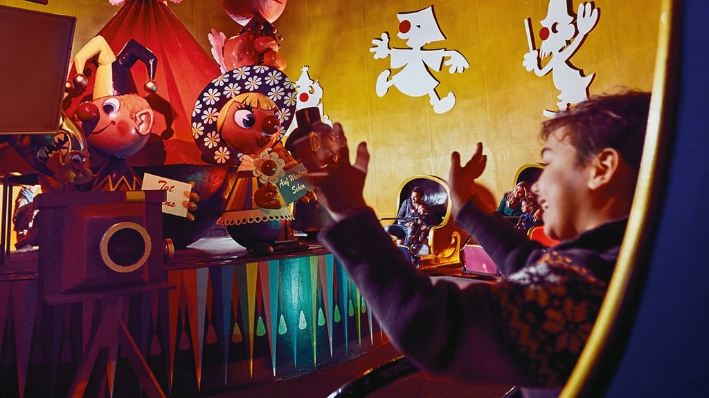 "Atrakcja ""Carnival Festival"" (fot. Efteling)"