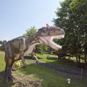 Park Dinozaurów w Ustroniu zlikwidowany!