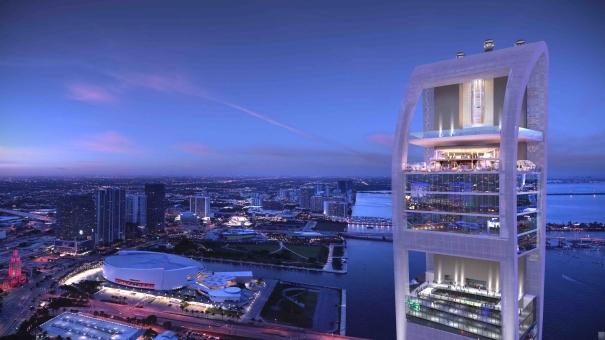 Skyrise Miami – ktoś wreszcie zawstydzi wieżę Eiffla?