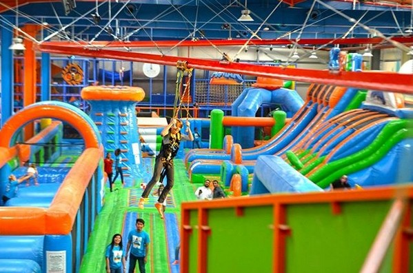 Galaaxy Inflatapark