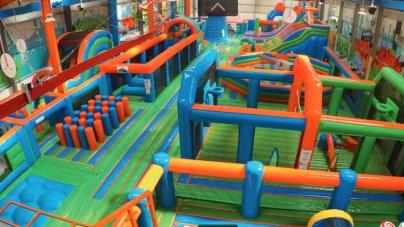 Galaxy Inflatapark – nadmuchiwany park rozrywki