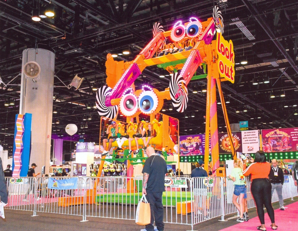 Look Out IAAPA18_2