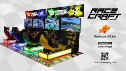Racecraft Arcade Cup w Rimini