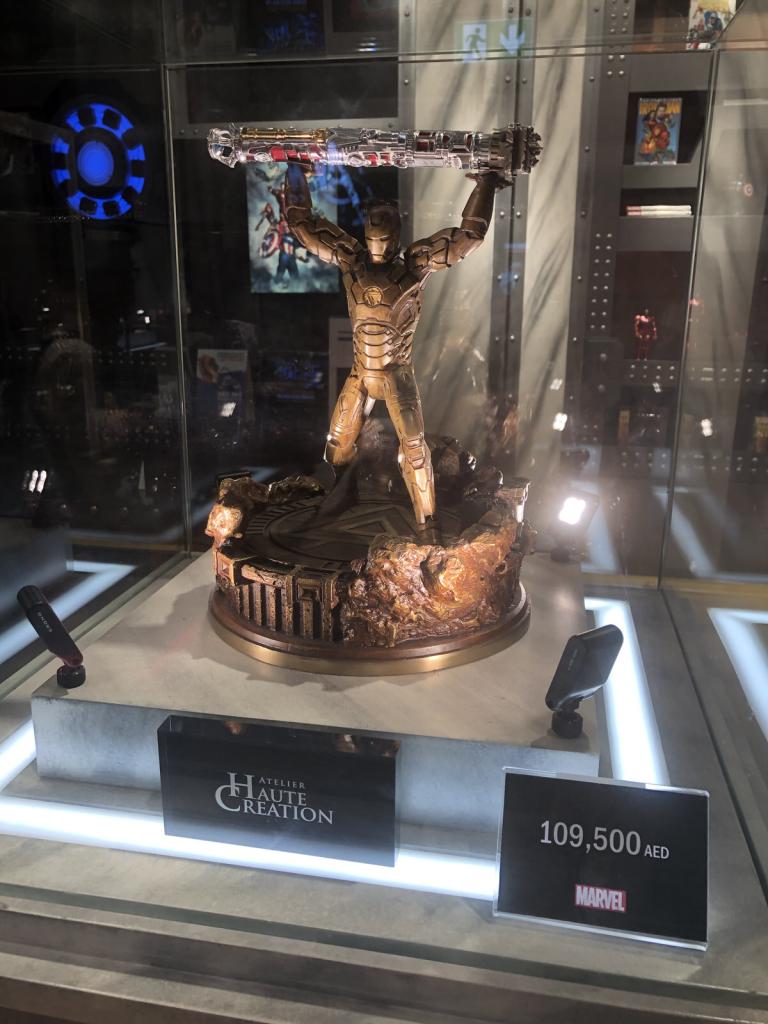 Pamiątka za 100 tysięcy złotych, tylko w Dubaju