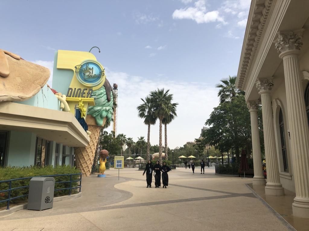 Dubai Parks wzorowało się na Universal Studios w Orlando