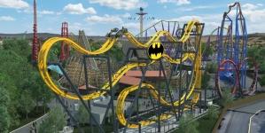 Batman: The Ride rusza w Kalifornii