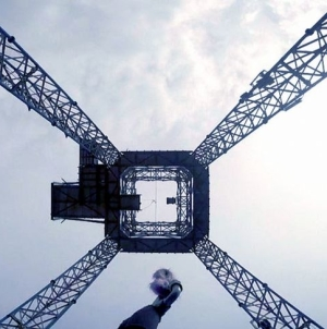 Sky Tower w Danii – skok w przepaść bez trzymanki