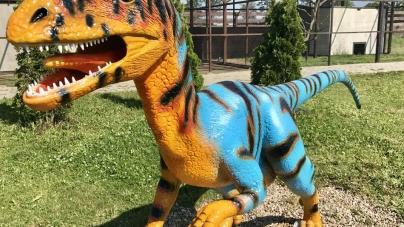 Komornik zlicytował dinozaury!