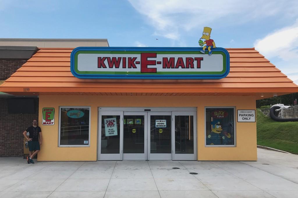 Kwik_E-Mart Myrtle Beach