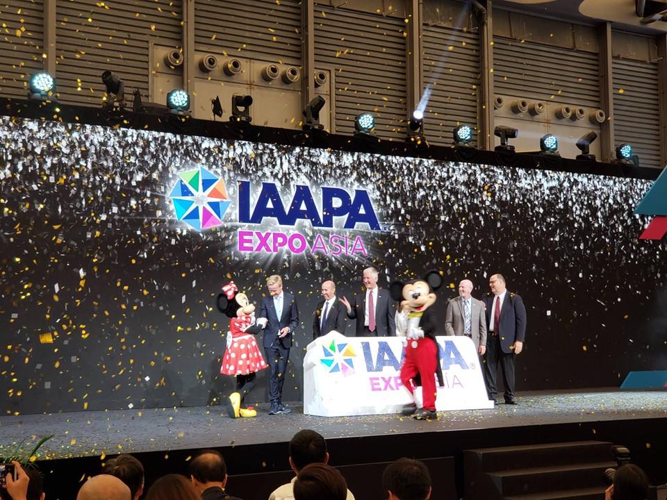 IAAPA Asia 2019 begins