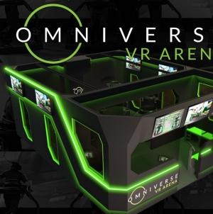 VR Arena Virtuixa zarabia w Teksasie