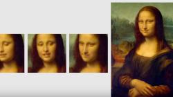 Mona Lisa przemówiła!