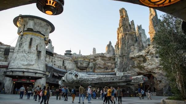 Star Wars Galaxy's Edge otwarte