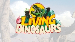 Living Dinosaurs gościły w Krakowie, a Dino Expo w Warszawie