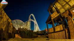EnergyLandia otwiera drewnianego rollercoastera!