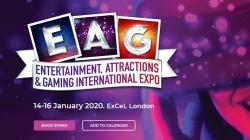 EAG International Expo 2020 już po raz dziesiąty