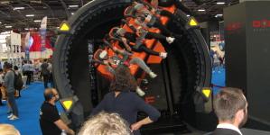 DOF Robotics na IAAPA Europe 2019