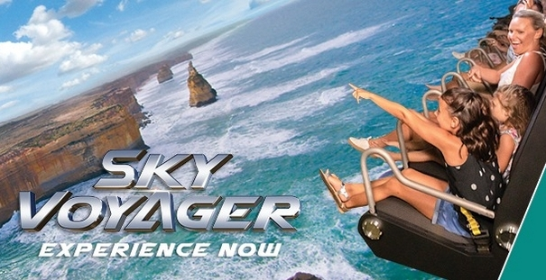 Sky Voyager w Dreamworld Australia