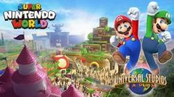 Super Nintendo World będzie gotowy na Igrzyska Olimijskie