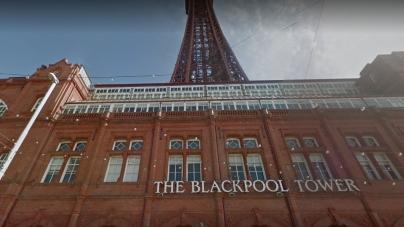 Blackpool Tower zyska nową przejażdżkę VR