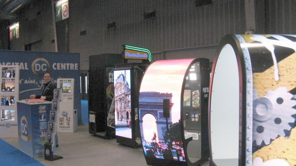 Digital Centre na IAAPA 2019 w Paryżu