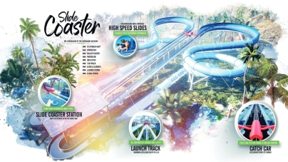 Slide Coaster od Wiegand Waterrides