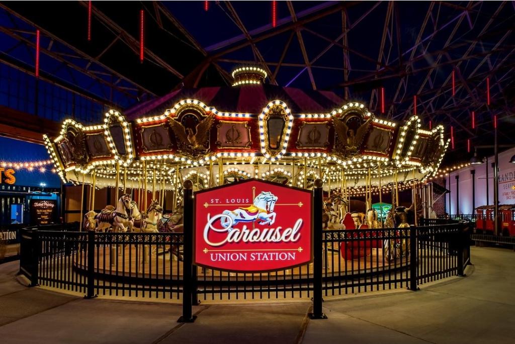 St Louis Carousel