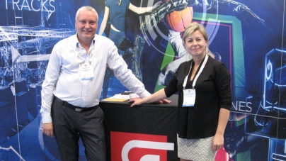 Global Fun Sports na IAAPA 2019 w Paryżu