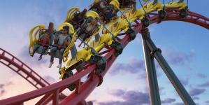 Axis Coaster od S&S Worldwide