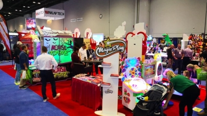 Magic Play na IAAPA 2019 w Orlando