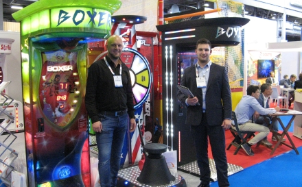 Pro-Games na IAAPA 2019 w Paryżu