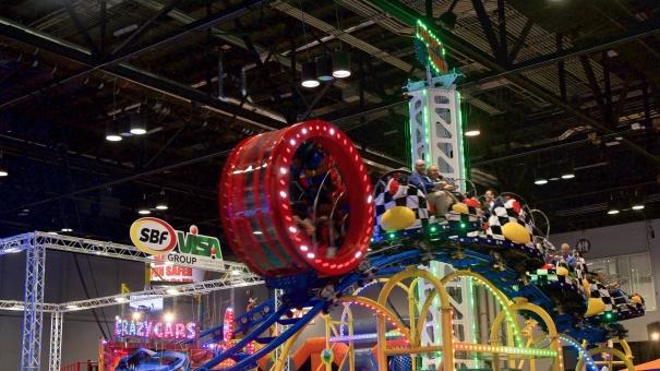 Rollercoaster z kołowrotkiem dla Chomika